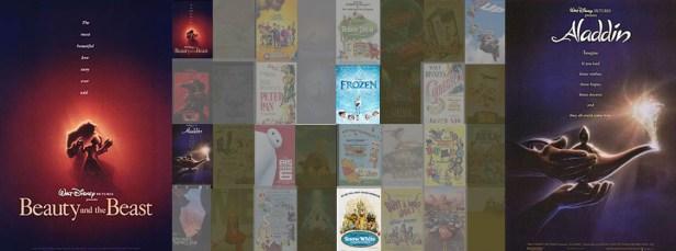 The Disney Nerds Podcast: Movie Madness: 2015: FINAL FOUR Game 1