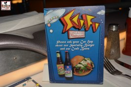 New Specialty Burgers and Craft Beers at the Sci-Fi.