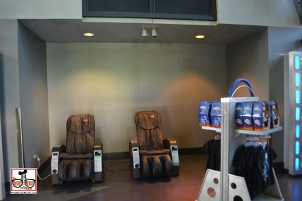 The Arcade inside Space Mountain is gone, it's been completely walled off. Lots of space for something, wonder what???