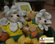Limited Edition Flower and Garden Festival Duffy - along with lots of other merchandise at Epcot International Flower and Garden Festival 2015