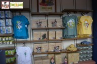 Festival Merchandise was available all around world showcase - The Festival Center was only open Friday-Saturday and Sunday. - Epcot International Flower and Garden Festival 2015