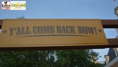 Y'All Come Back Now! - See you in 2016!