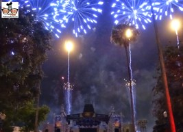 Star Wars Weekend 2015 Symphony in the Stars Fireworks.