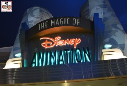 Quick trip to the Animation Building - which we recently learned will be closing for good July 12, 2015