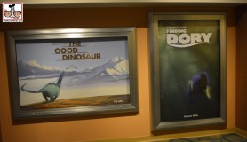 The Last Coming Attractions posters - The Magic of Disney Animation - Building will be closing for good July 12, 2015!