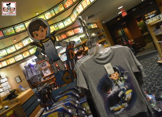 Lot's of Miles from Tomorrowland Merchandise