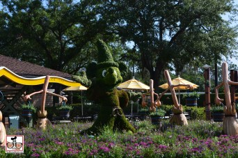 Another Flower and Garden Topiary Downtown