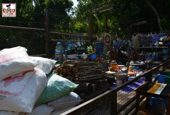 The Harambe Market - Lots of theme