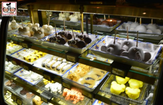 Inside the Sweet Shop - No Poop - but lots of other options.