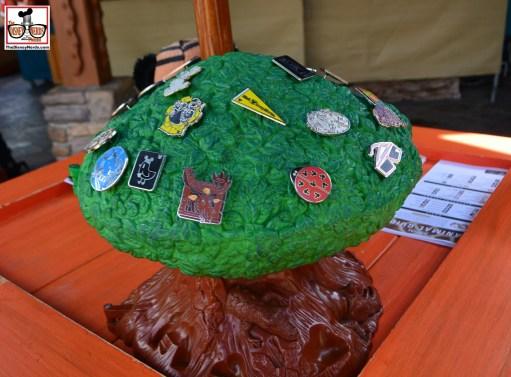 Tree of life pin board -
