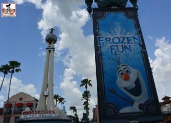 Summer 2015 - Hollywood Studios has been frozen!