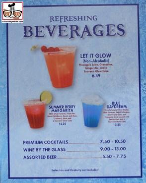 Frozen Summer Beverages