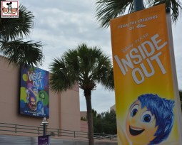 Inside Out in the Animation Courtyard