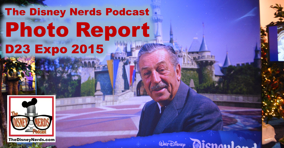 D23 Expo Photo Report: August 2015