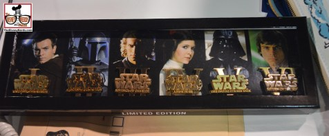 Star Wars Pin Set from the Dream Store