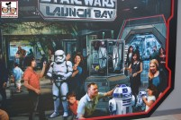 """The Animation Building... Soon to be """"Star Wars"""" Launch Bay.."""