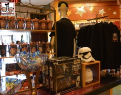 More Star Wars Merchandise in Mickey's of Hollywood
