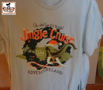 Jingle Cruise T-Shirt at World of Disney