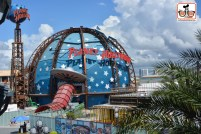 Planet Hollywood, the facade should change soon...