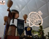 The Festival Center - Epcot 20th Anniversary of the Food and Wine Festival