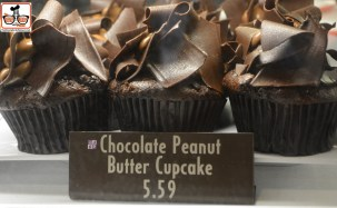 Hollywood Studios Chocolate Peanut Butter Cupcake