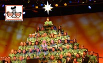 2015-12 - Epcot - The Candlelight Processional is a must see in the American Garden Theater