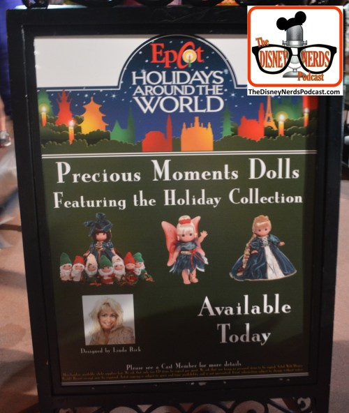 2015-12 - Epcot - Holidays Around the World Featured many unique shopping opportunities