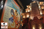 2015-12 - Epcot - Back in Mexico the new Grand Fiesta Tour Sign debuted, along with new autoanimatronics