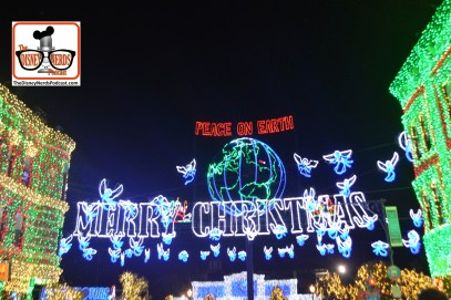 2015-12 - Hollywood Studios - Osborne Lights - the 20th and final year