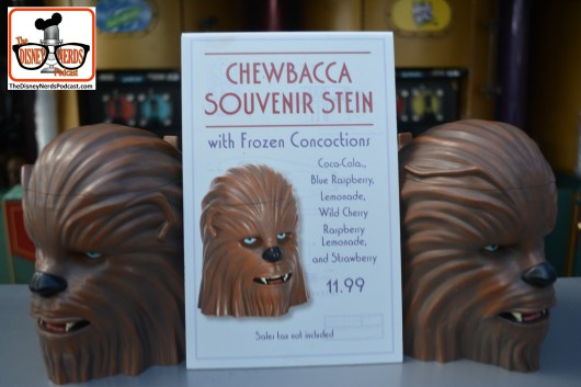 2015-12 - Hollywood Studios - Star Wars is just about everywhere in Hollywood studios.