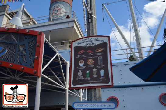 2015-12 - Hollywood Studios - Star Wars available at Min and Bills Dock Side Dinner