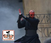 2015-12 - Hollywood Studios - New Jedi Training Stage and Show features an appearance by Darth Maul