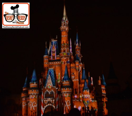 2015-12 - Magic Kingdom - Ginger Bread Castle (Part of Celebrate the Magic)