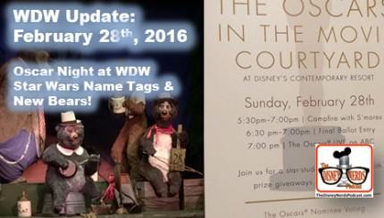 The Disney Nerds News for February 28, 2016