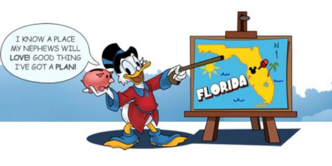 Disney Nerds Savings Fund