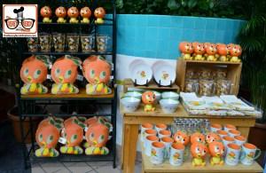 DNP April 2016 Photo Report: Epcot Flower and Garden Festival. Merchandise inside the Festival Center