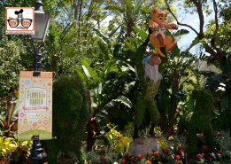 DNP April 2016 Photo Report: Epcot Flower and Garden Festival. Simba and Friends in African Outpost