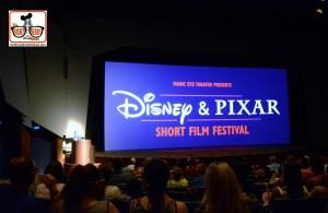 DNP April 2016 Photo Report: Epcot Magic Eye Theater Disney & Pixar Short Film Festival