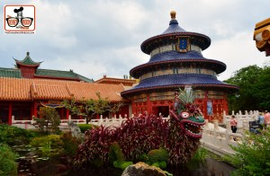 DNP April 2016 Photo Report: Epcot Flower and Garden Festival - Festival Dragon in china