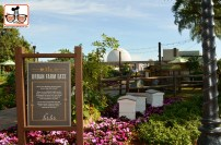 DNP April 2016 Photo Report: Epcot Flower and Garden Festival. Urban Farm Eats Outdoor Kitchen