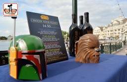 DNP April 2016 Photo Report: Star Wars Drinks available on the Boardwalk
