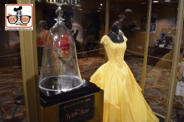 Hollywood Studios March 2017 - Dress and Rose from Live Action Beauty and the Beast