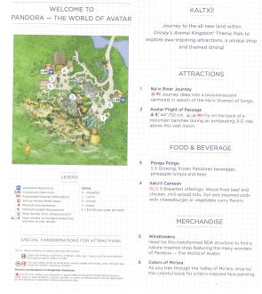 Pandora The World of Avatar Preview Map