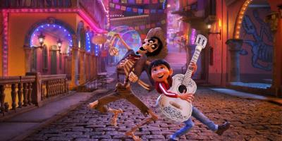 COCO Coloring Pages - The Disney Nerds Podcast www.thedisneynerds.com