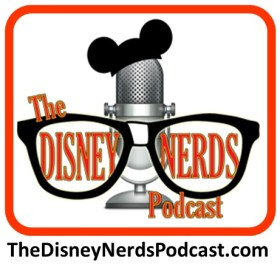 The Disney Nerds Podcast Logo