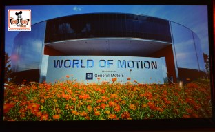 Epcot Legacy Showplace - World of Motion - From the Epcot History Slide Show #Epcot35