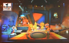 Epcot Legacy Showplace - Food Rocks - From the Epcot History Slide Show #Epcot35