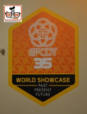 Epcot Legacy Showplace - World Showcase #Epcot35