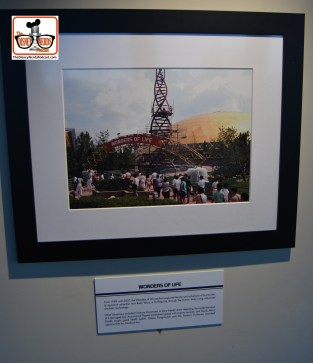 Epcot Legacy Showplace - Future World - Past - Wonders of Live #Epcot35