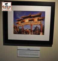 Epcot Legacy Showplace - World Showcase - China #Epcot35